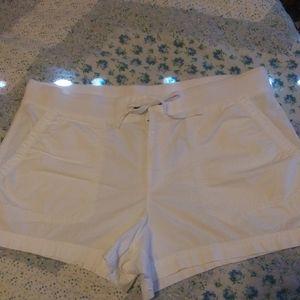 A.N.A. White Shorts Size 14